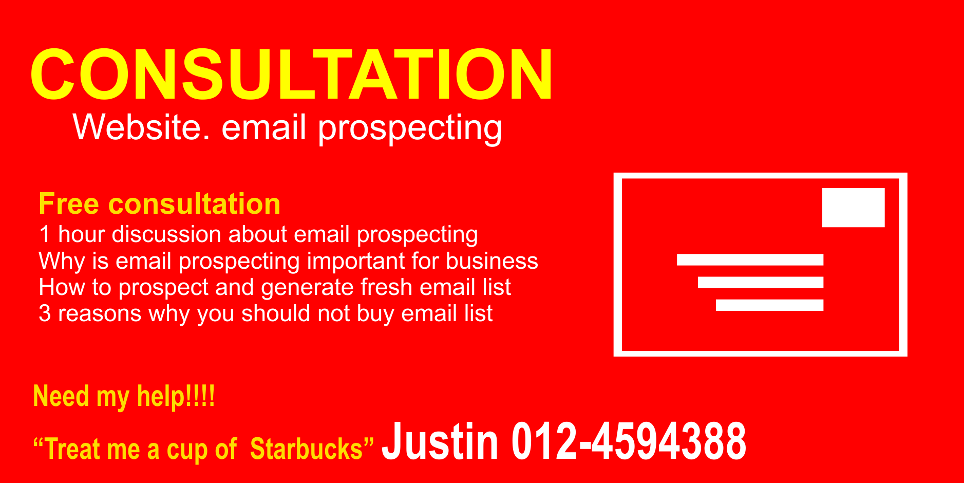 Web Design Malaysia & Email Prospecting